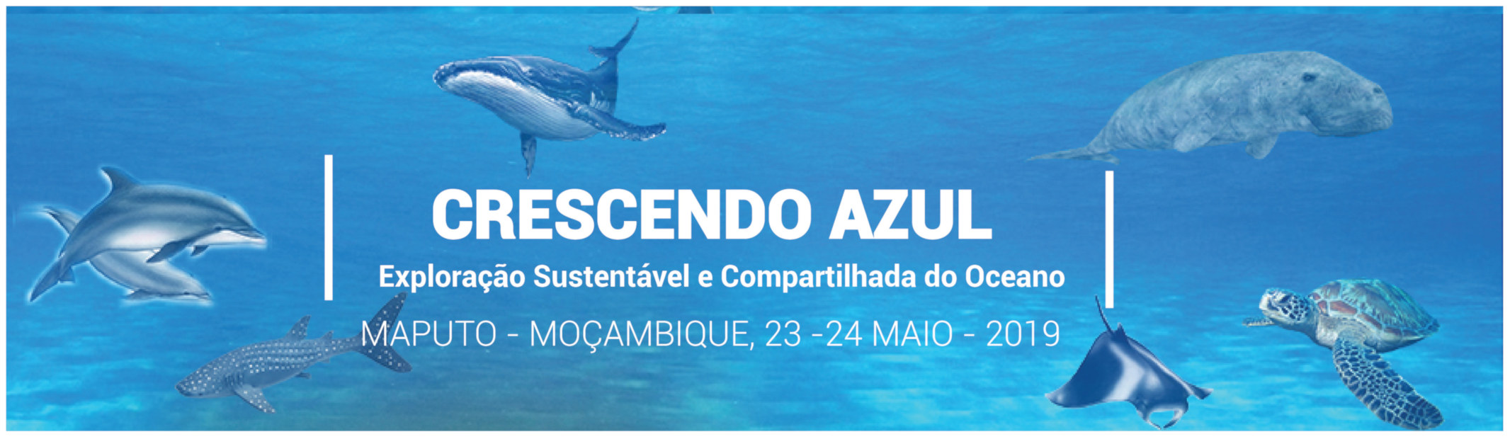 Registo no Evento Crescendo Azul